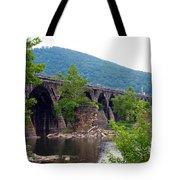 The Great Old Bridge Tote Bag