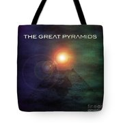 The Great Pyramids Tote Bag