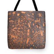 The Great Rock 1880 Tote Bag