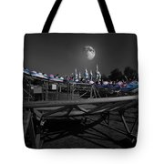 The Great Space Coaster Tote Bag