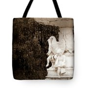 The Great Swan Tote Bag