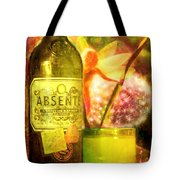 The Green Fairy Tote Bag