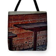 The Group W Bench Tote Bag