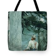 The Guide Tote Bag by Winslow Homer