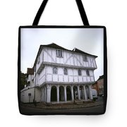 Thaxted Guildhall Tote Bag