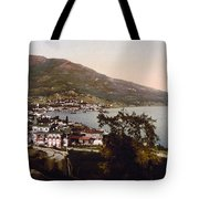 The Gulf Jalta -ie Yalta - The Crimea - Russia -ie- Ukraine Tote Bag