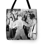 The Happy Warrior, 1925 Tote Bag by Granger