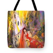 The Harem Tote Bag