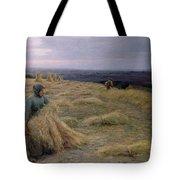 The Harvesters Svinklov Viildemosen Jutland Tote Bag