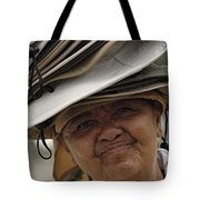 The Hat Lady Costa Rica Tote Bag