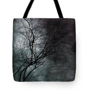 The Haze Of The Moon Tote Bag