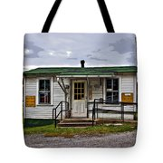 The Heart Of Glady Painted Tote Bag