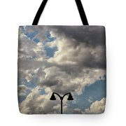 The Heavens Above Tote Bag