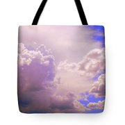 The Heavens Sing Tote Bag