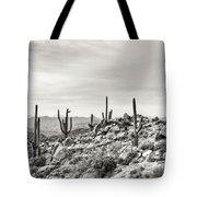The High Desert  Tote Bag
