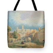 The High Street Lincoln  Tote Bag