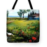 The Homestead Tote Bag