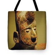 The Horned Warrior Tote Bag