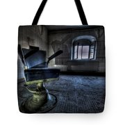 The Horror Chair Tote Bag