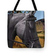 The Horse - God's Gift To Man Tote Bag