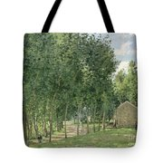 The House In The Forest Tote Bag