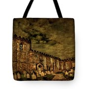 The House Of Eternal Being Tote Bag