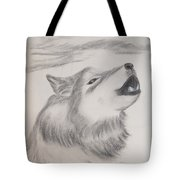 The Howler Tote Bag