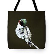 The Hummer Image Tote Bag
