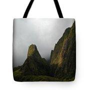 The Iao Needle Tote Bag