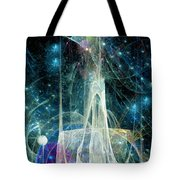 The Ice Castle 1 Tote Bag