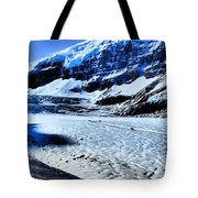 The Ice Fields Tote Bag