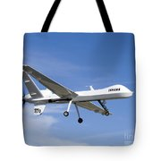 The Ikhana Unmanned Aircraft Tote Bag