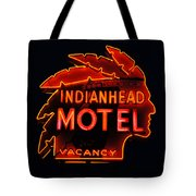 The Indianhead Tote Bag
