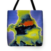 The Ink Blot Tote Bag