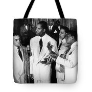 The Ink Spots, C1945 Tote Bag by Granger