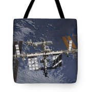 The International Space Station Tote Bag
