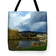 The Invasion Has Started Tote Bag