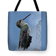 The Invisible Barrier 2 Tote Bag
