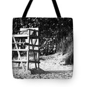The Invisible Watcher Tote Bag