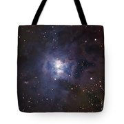 The Iris Nebula Tote Bag