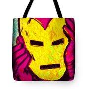The Iron Scream Tote Bag