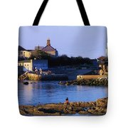 The James Joyce Tower, Sandycove, Co Tote Bag