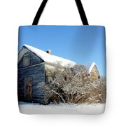The Johnsons Tote Bag
