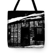 The Jones  Tote Bag by Empty Wall