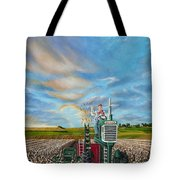 The Journey Of A Farmer Tote Bag