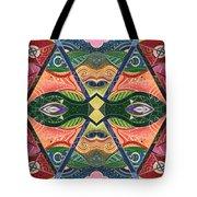 The Joy Of Design V Arrangement Nature Matters Tote Bag