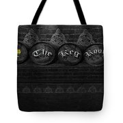 The Keg Room Version 2 Tote Bag