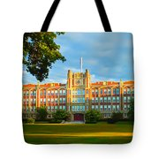 The Keys Of Knowledge Tote Bag