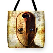 The King In Yellow Tote Bag