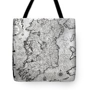 The Kingdom Of Ireland Tote Bag